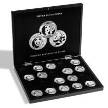 Muntcassette Volterra voor Panda's | Geopend | goud999