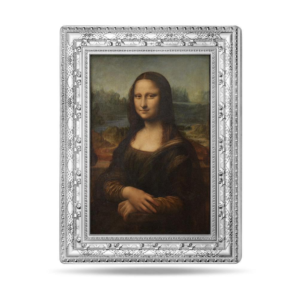 Mona Lis 500 gram zilver voorzijde  zilver   goud999