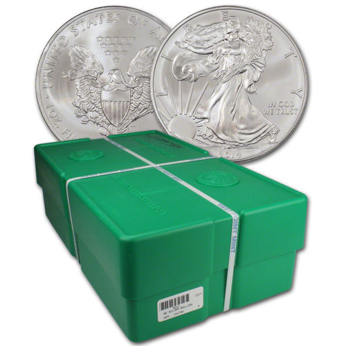 American Silver Eagle 1 Ounce 2015 | Monsterbox | goud999