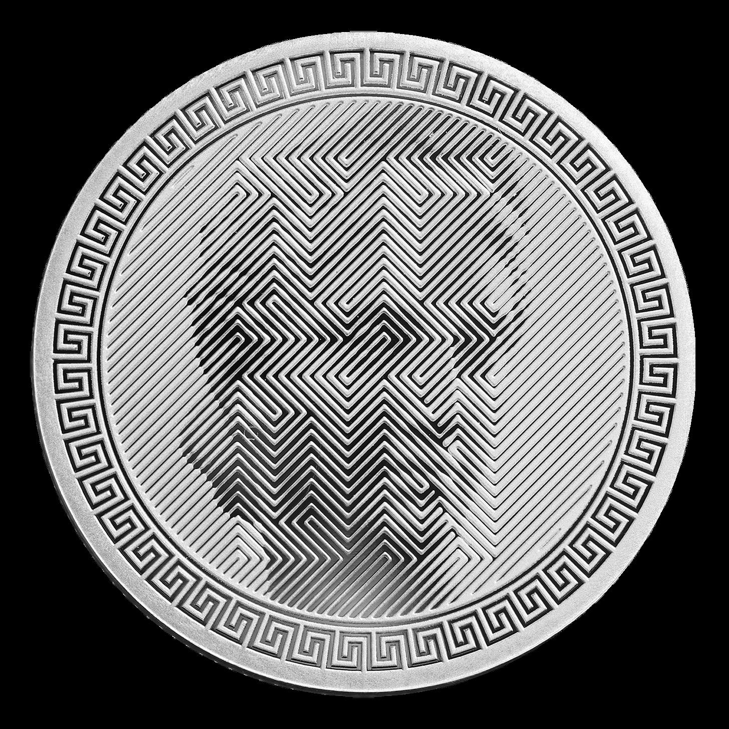 Icon Tokelau Zilver 1 Ounce 2020 | Muntzijde | Goud999