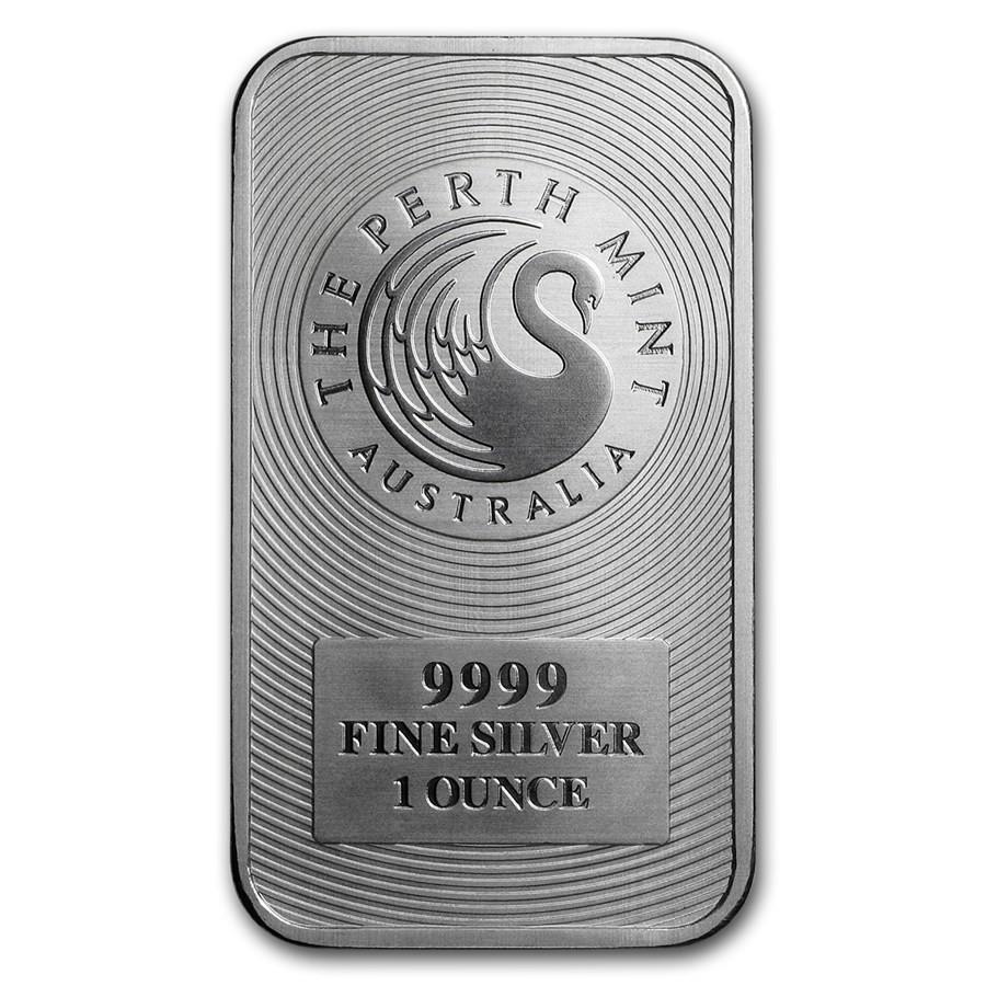 Zilverbaar 1 Ounce Voorkant   goud999