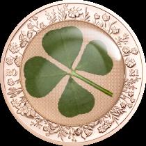 Ounce of Luck 2021 | goud999 | hoofdzijde