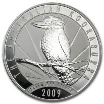 Kookaburra Zilver 1 Ounce 2009| Muntzijde | goud999