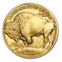 Gold Buffalo 50 Dollar 1 Ounce 2016 | Muntzijde | goud999