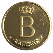 Boudewijn Goud   Muntzijde   goud999