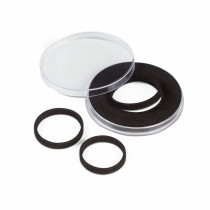 Muntcapsule XL 21-62 mm | Binnendiameter | goud999