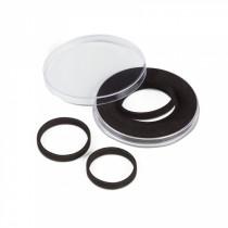 Muntcapsule XL 29-76 mm | Binnendiameter | goud999