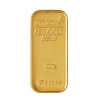 Goudbaar LBMA 1 Kilogram 999,9/1000 Umicore   goud999