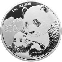 Panda Zilver 1 Kilogram 2019 PROOF | Muntzijde | goud999