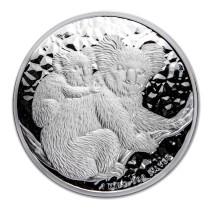 Koala Zilver 1 Kilogram 2008 | Muntzijde | Goud999