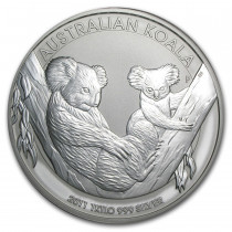 Koala 1 kilogram 2011  goud999.com
