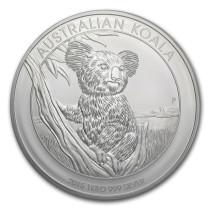 Koala Zilver 1 kilogram 2015 | Muntzijde | Goud999