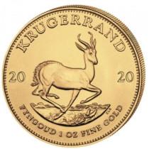 Krugerrand Goud 1 Ounce 2020 | Muntzijde | goud999