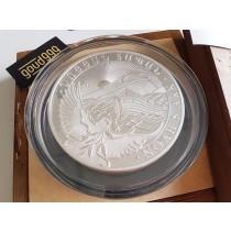 Noah's Ark Zilver 5 Kilogram 2012 | Hoofdzijde | goud999