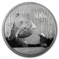 Panda Zilver 1 kilogram PROOF 2015 | Muntzijde | goud999