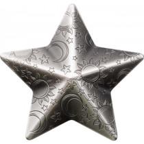 Silver Twinkling star  1 Ounce 2018 | Muntzijde| goud999