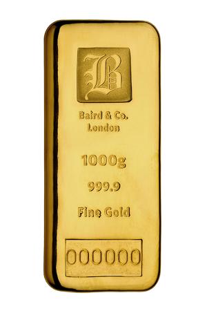 Goudbaar 1 Kilogram 999,9/1000 | goud999