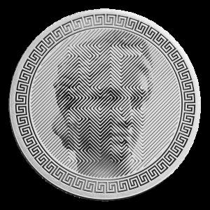 Icon Tokelau Zilver 1 Ounce 2020   Muntzijde   Goud999