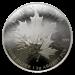 Maple Leaf Forever Zilver 1 Kilogram 2018 - voorkant