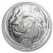 Big 5 Series - Lion Zilver 1 Ounce 2019 B.U.