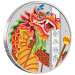 Chinese New Year Dragon 2019 Zilver 1 Ounce | Muntzijde | goud999