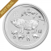 Lunar II Pig Hoofdzijde | Goud999