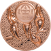 Majestic Eagle Koper 50 Gram 2020 Goud999