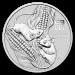 Lunar III Mouse Zilver 1 Kilogram 2020   goud999