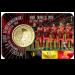 Rode Duivels Munt Goud999