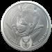 Big 5 Series - Rhino Zilver 1 Ounce 2020 B.U.