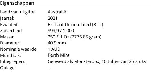Monsterbox Kangaroo 2021